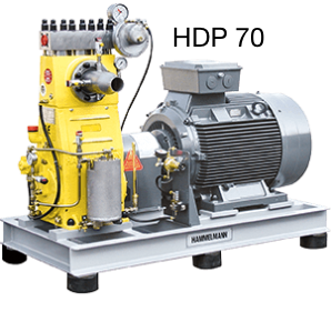 Hammelmann HDP 70 Washing and De-Burring