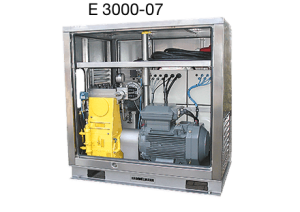 Hammelmann E 3000-07 Offshore Cleaning System